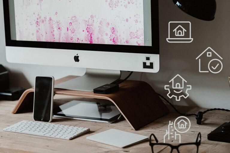 Home Office Einrichtung macworx apple service Dortmund
