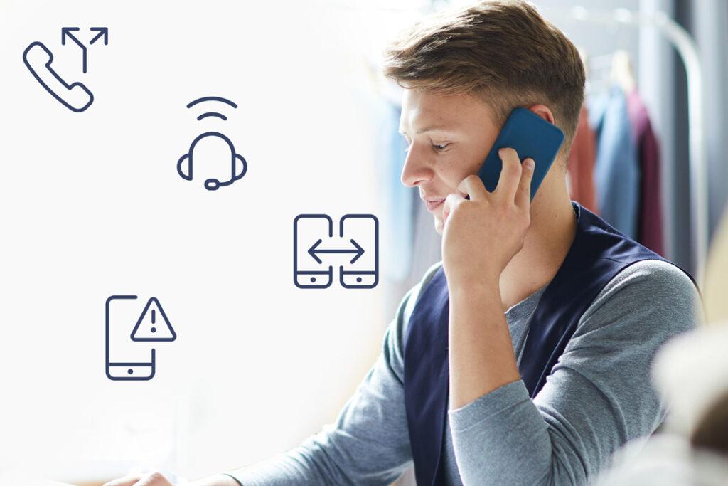IP-Telefonie für Freelancer macworx apple service Dortmund