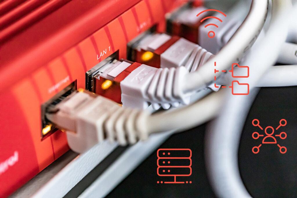 Netzwerksicherheit macworx apple service Dortmund